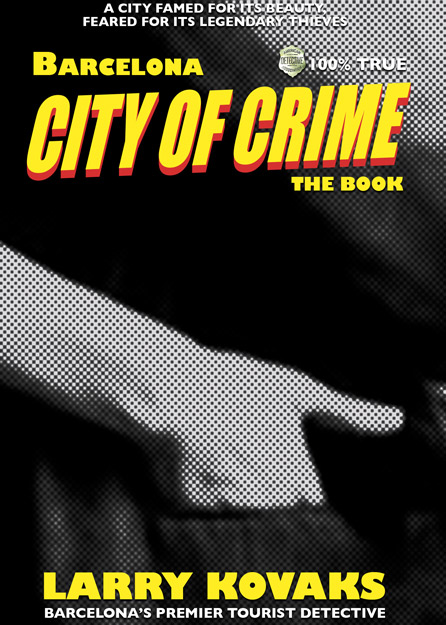 Barcelona: City of Crime, Drew Minh (Larry Kovaks)